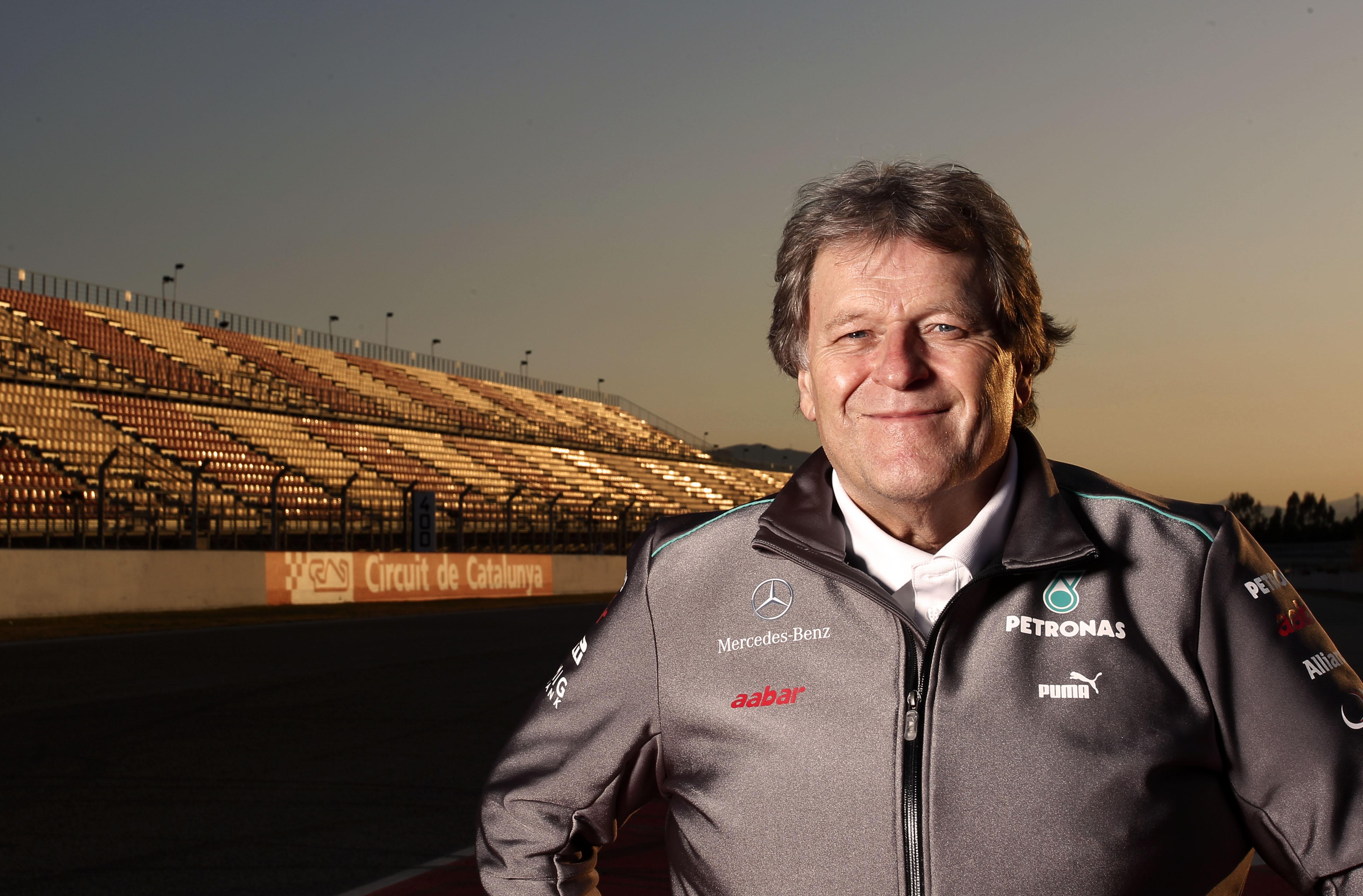 Norbert Haug, Mercedes Benz Motorsport