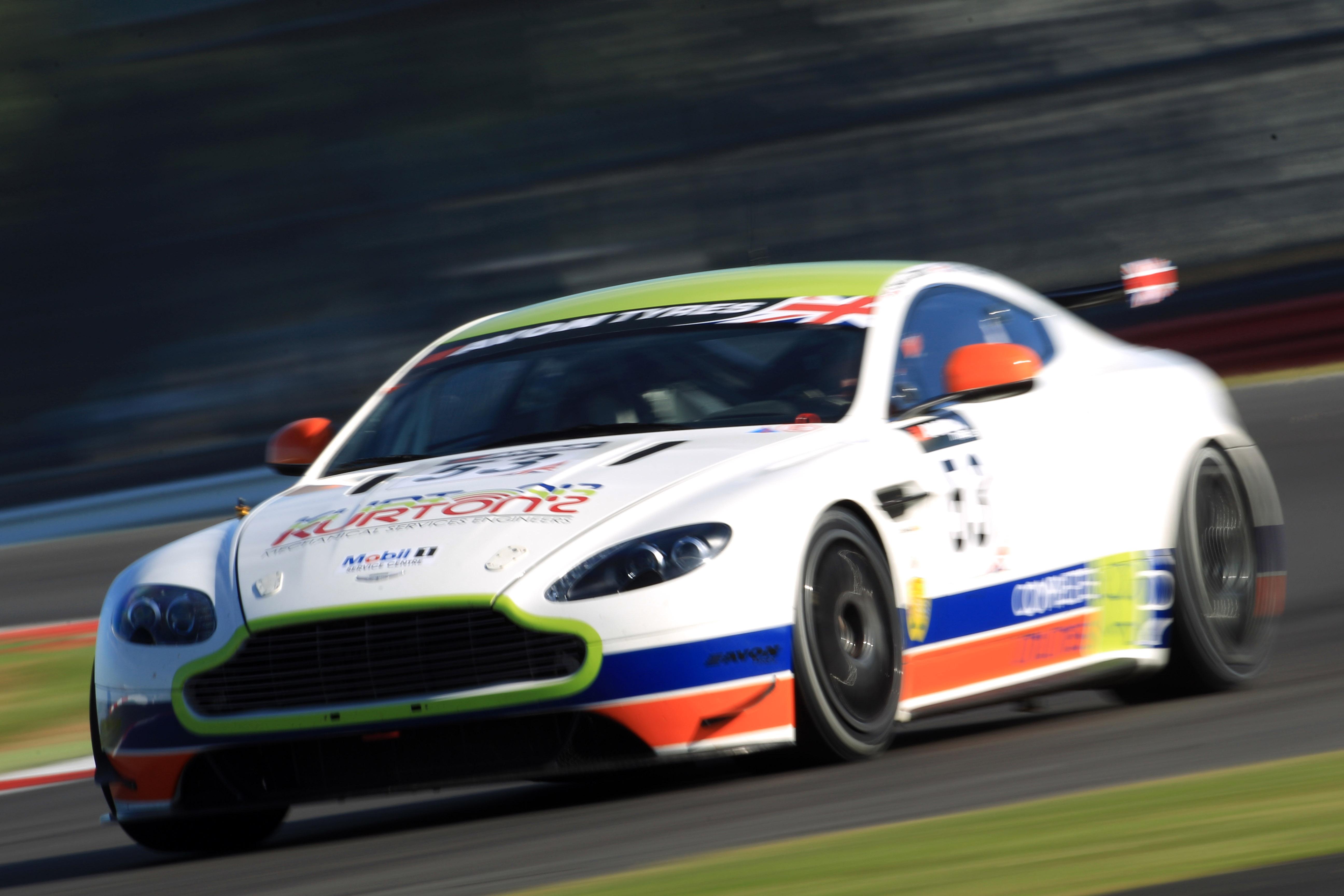 Steve Chaplin/Mike Kurton Complete Racing Aston Martin