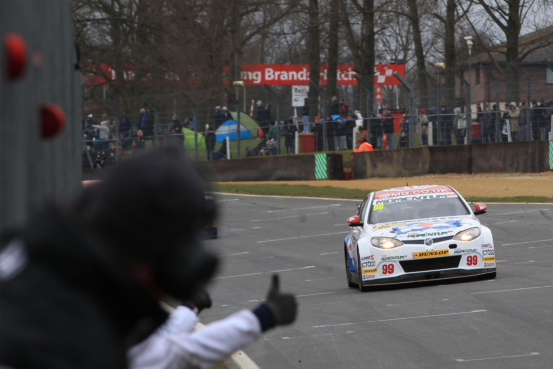 Jason Plato, MG KX Momentum Racing Team