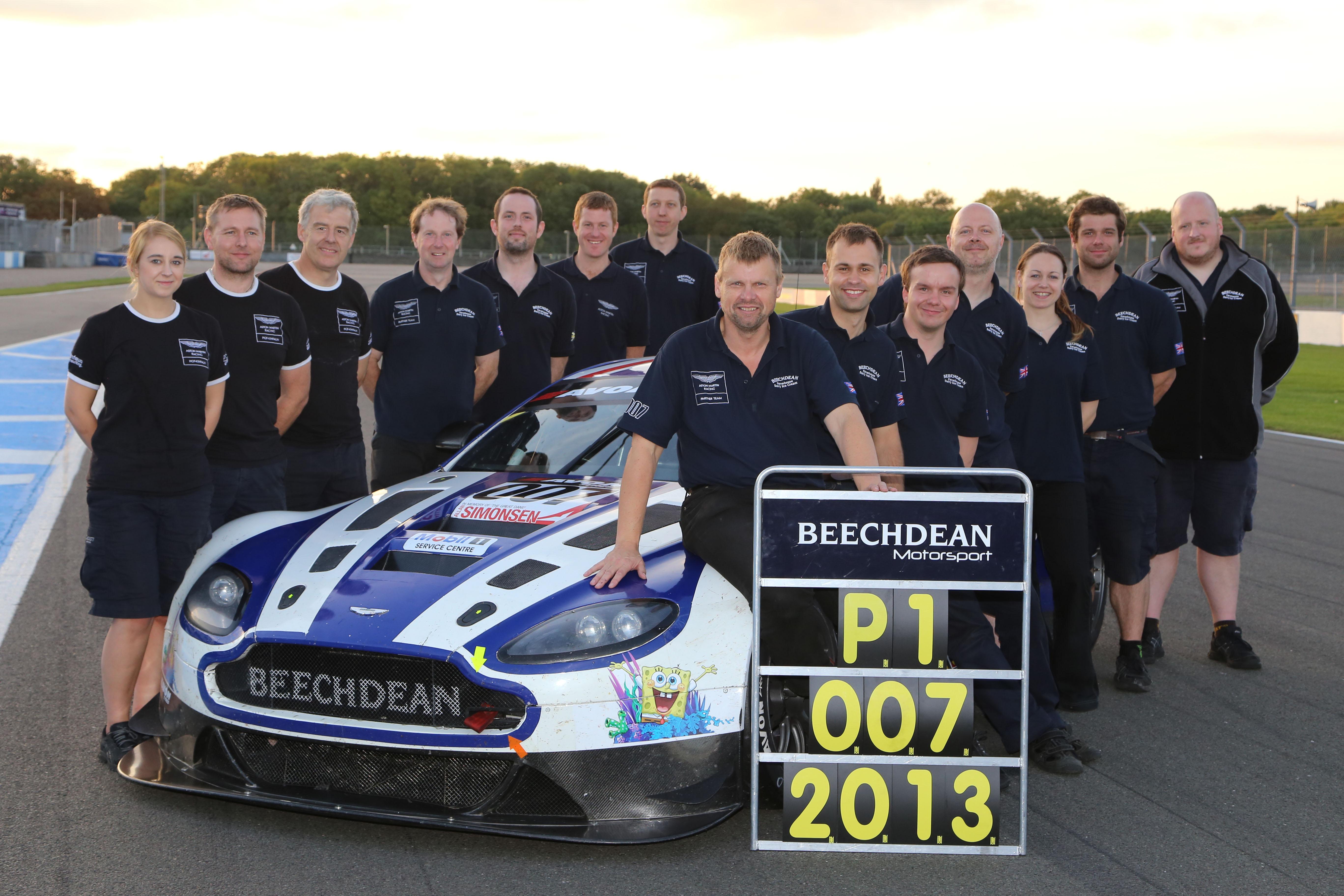 Andrew Howard / Jonathan Adam Beechdean Motorsport Aston Martin