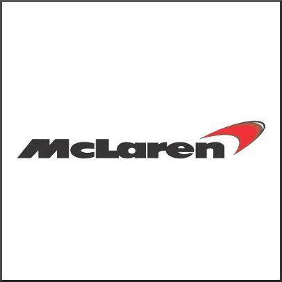 McLaren logoMclaren Mercedes F1 Logo