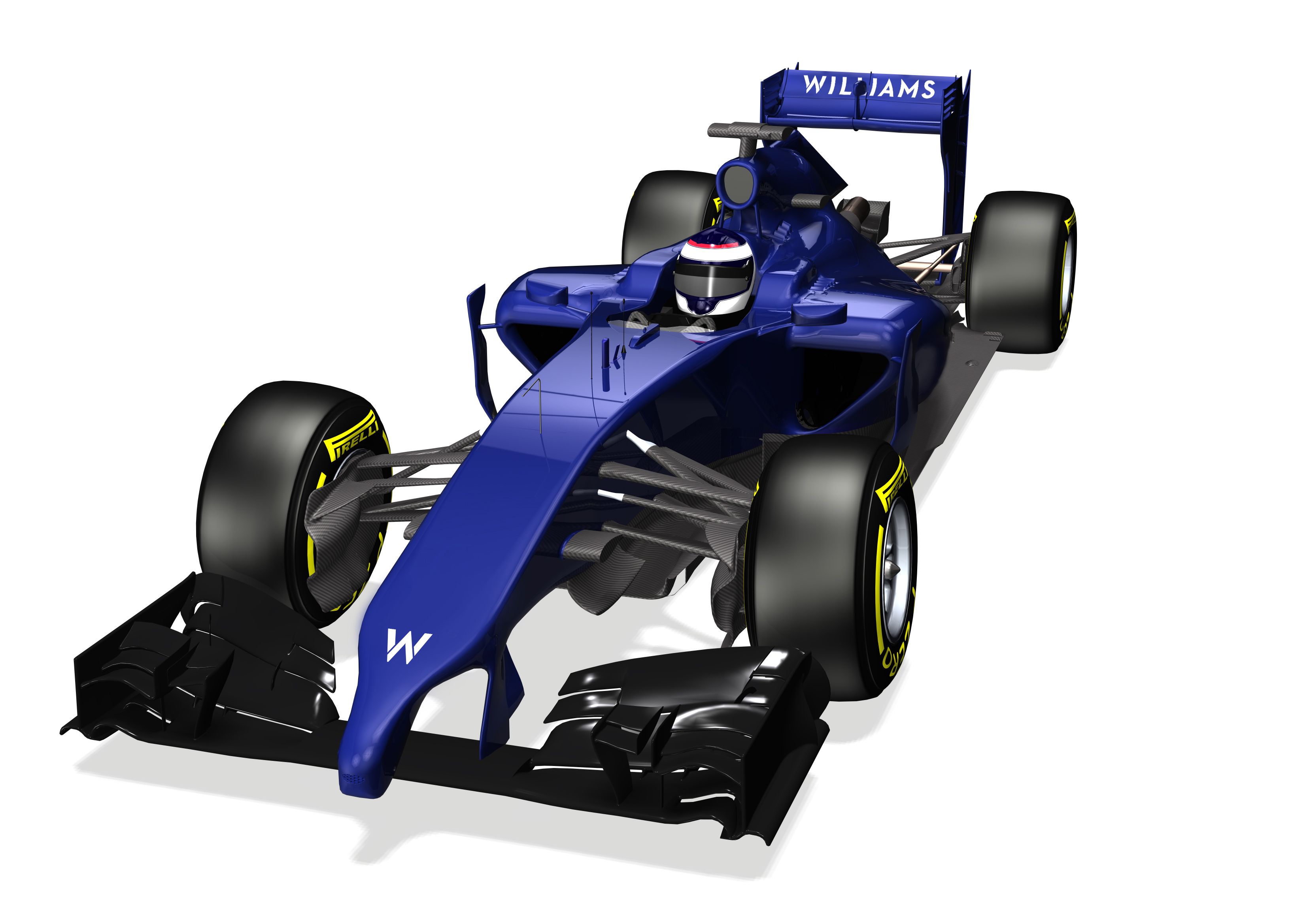 Williams F1 FW36
