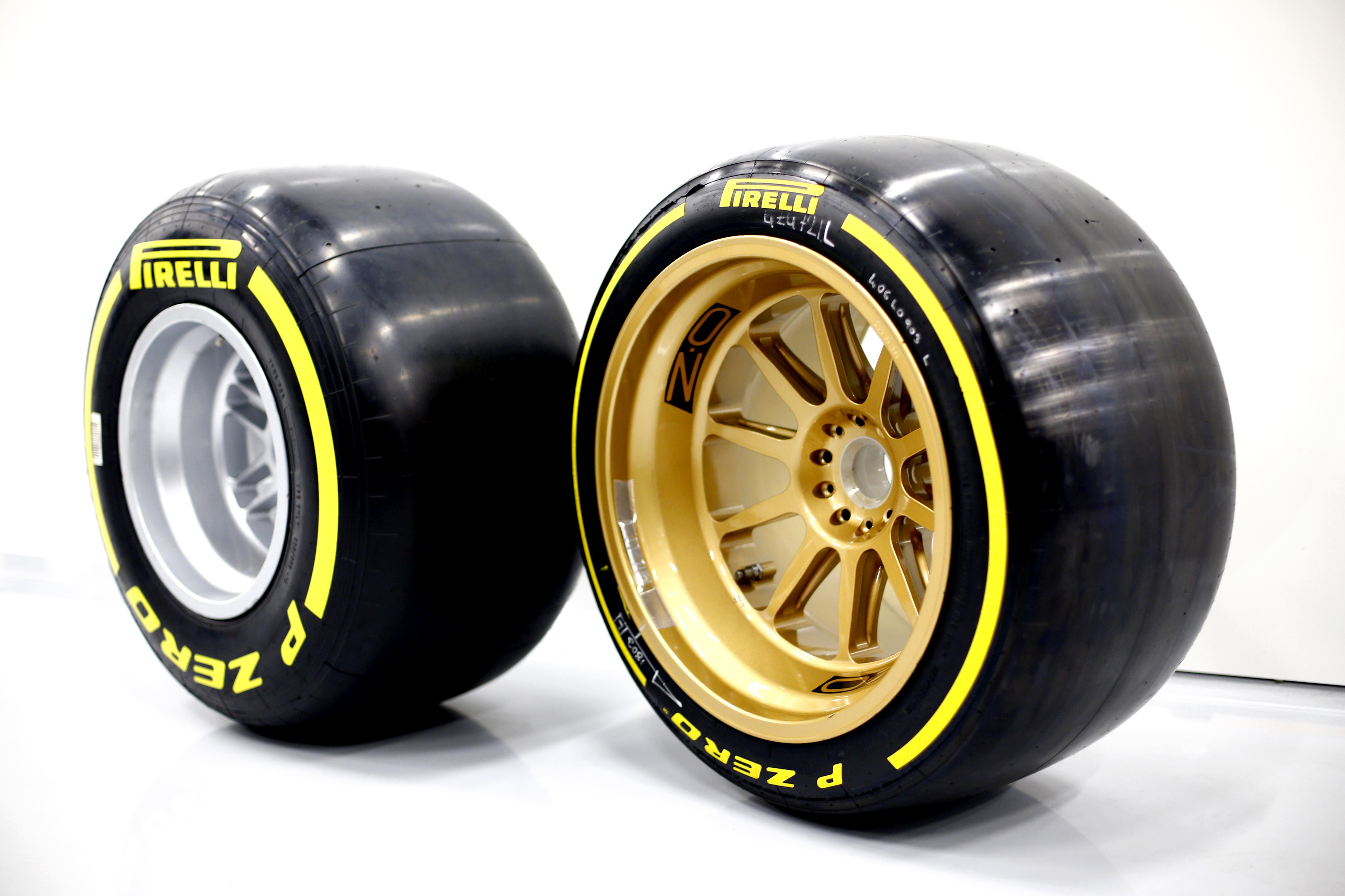 Pirelli 18 Inch Tyre Concept