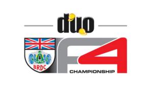 Duo BRDC F4 Logo