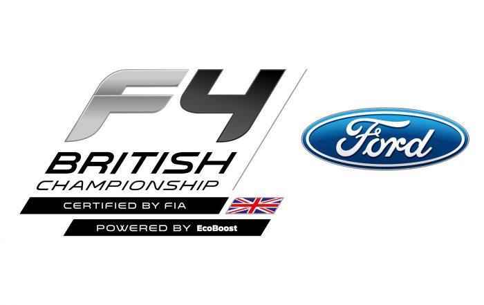 F4 British logo