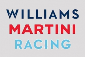 Williams Martini logo c
