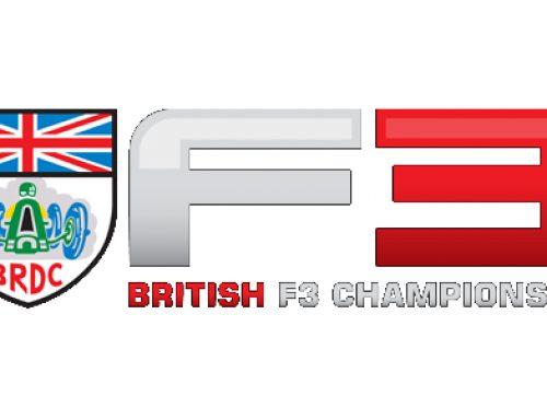 2018 BRDC British F3 Championship calendar confirmed