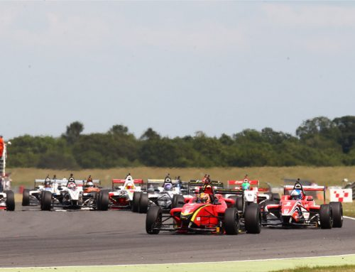 BRDC F4: Title battle continues apace as BRDC F4 returns to Snetterton