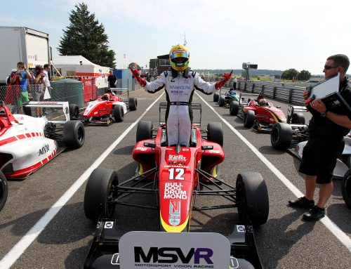 BRDC F4: Enthralling Sunday at Snetterton sees success for Jackson and Palmer