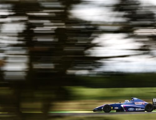 F4: Defrancesco And Goddard Steal A March In F4 British Championship Pre-Race Test