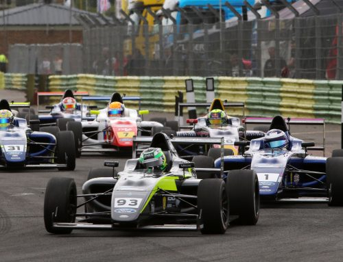 F4: Goddard Drives To Redemption With Victory At Croft In F4 British Championship