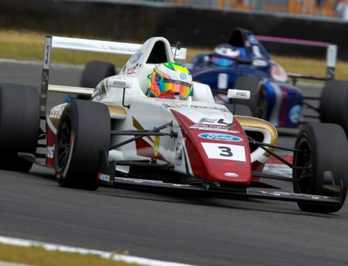 F4: Fantastic Fielding Unstoppable At Snetterton In F4 British Championship