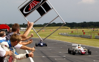 Sennan Fielding. Snetterton sc