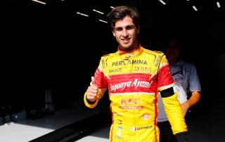 Antonio Giovinazzi (PREMA Racing) Belgium sc