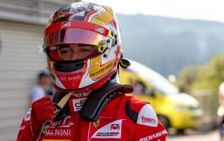 Charles Leclerc (ART Grand Prix) Belgium sc