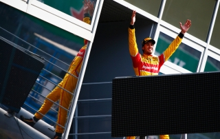Antonio Giovinazzi (ITA, PREMA Racing)  2016 GP2 Series Round 7 Autodromo Nazionale di Monza, Italy Saturday 3 September 2016  Photo: /GP2 Series Media Service Ref: Digital Image {file name base}