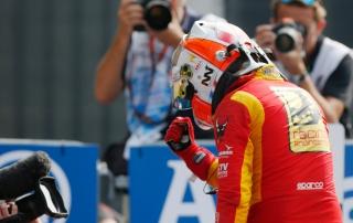 Norman Nato. Racing Engineering. Monza sc