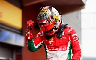 Charles Leclerc, PREMA Racing, Circuit de Spa-Francorchamps (2)(sc)