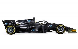 F2 2018 Car (sc)