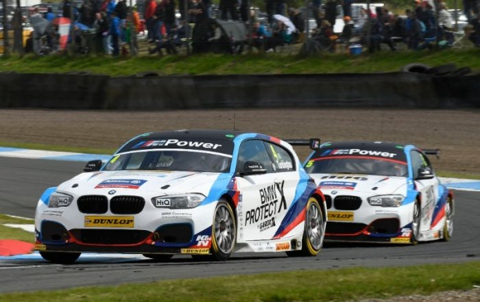 Team BMW.Knockhill