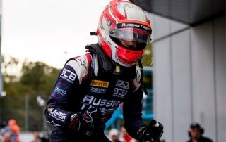 Luca Ghiotto, Autodromo Nazionale Monza (sc)