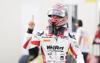 Autodromo Nazionale di Monza, Italy. Friday 1 September 2017 Nobuharu Matsushita (JPN, ART Grand Prix).  Photo: Mauger/FIA Formula 2 ref: Digital Image _54I6180