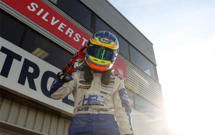 Oscar Piastri.Silverstone (sc)