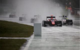 Wet conditions, Autodromo Nazionale Monza (sc)