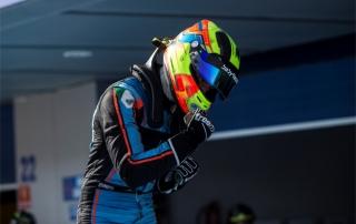 Alessio Lorandi, Jenzer Motorsport, Circuito de Jerez (a)