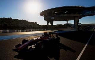 2017 GP3 Series Round 7.  Circuito de Jerez, Jerez, Spain. Friday 6 October 2017. George Russell (GBR, ART Grand Prix).  Photo: Zak Mauger/GP3 Series Media Service. ref: Digital Image _56I4199