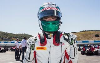 Nirei Fukuzumi, ART Grand Prix, Circuito de Jerez (a)