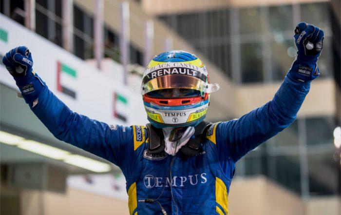 Oliver Rowland, DAMS, Yas Marina Circuit (a)