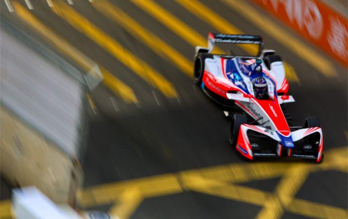 Mahindra Racing Hong Kong (a)