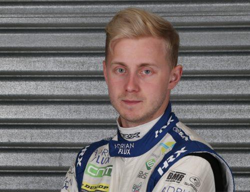 BMR Racing confirm current BTCC Champion Ash Sutton