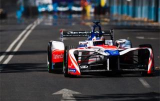 Felix Rosenqvist- Santiago E-Prix (a)