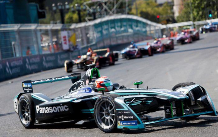 Nelson Piquet Sanitago E-Prix (a)
