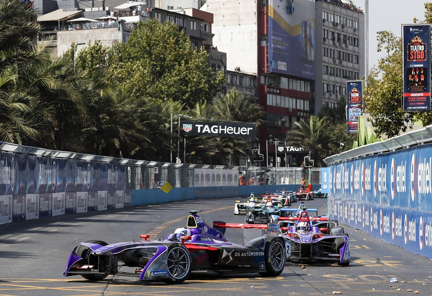 The DS Virgin Racing Formula E Team is gearing up for the Mexico City E-Prix on March 3