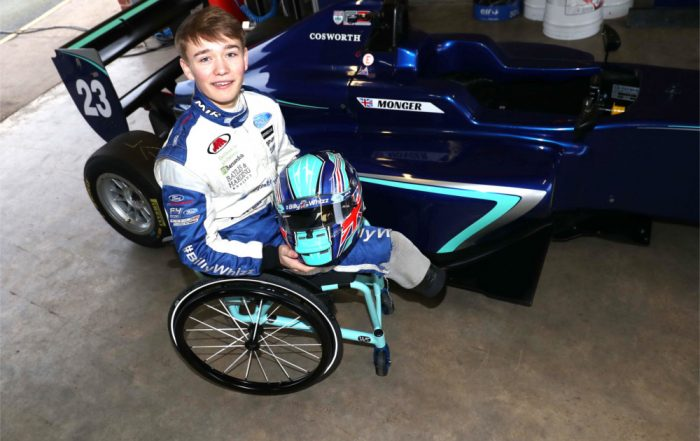Billy Monger (a)