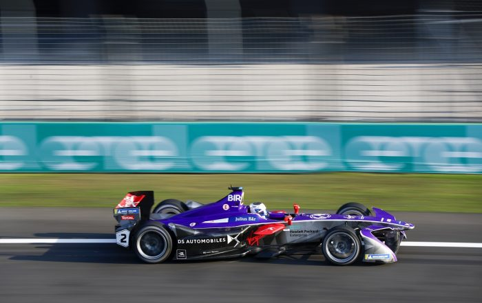 DS Virgin Racing continue strong pace in Mexico City