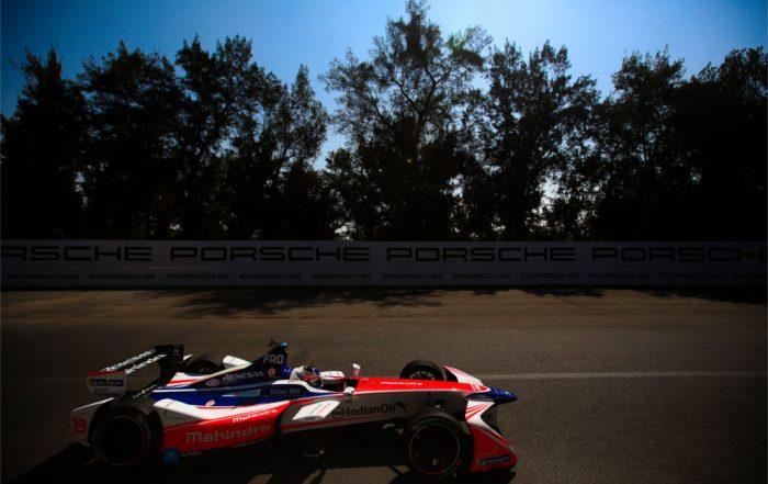 Felix Rosenqvist- Mexico City E-Prix (1a)