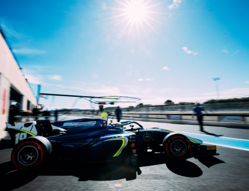 Lando Norris keeps on shining on Day 2 of Le Castellet test