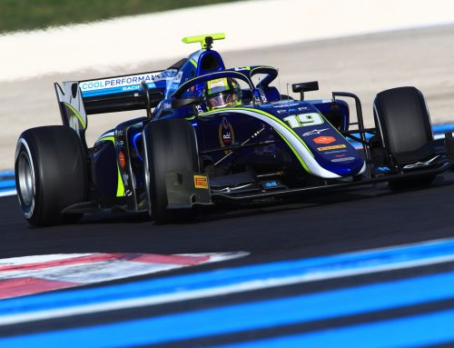 Lando Norris quickest on opening day at Le Castellet