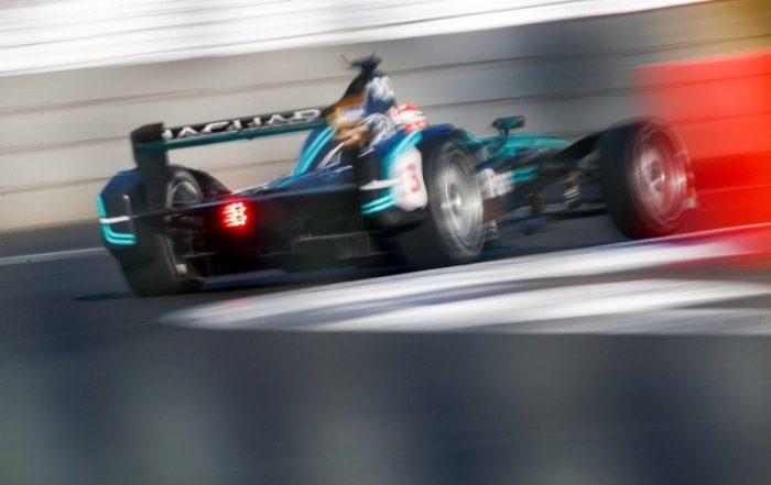 Panasonic Jaguar Racing Mexico E-prix