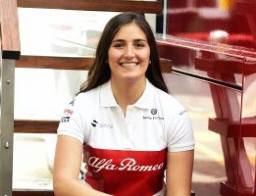 Tatiana Calderón becomes Test Driver of the Alfa Romeo Sauber F1 Team