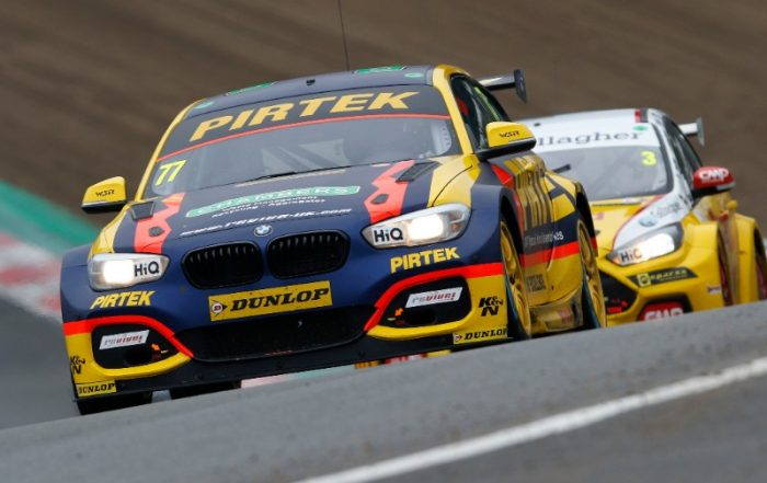 Andrew Jordan.Brands Hatch
