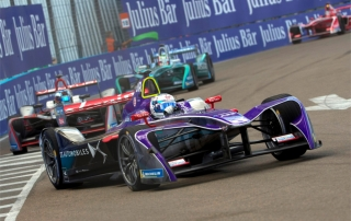 DS Virgin Racing driver Sam Bird lies third in the standings ahead of the inaugural Rome E-Prix (a)