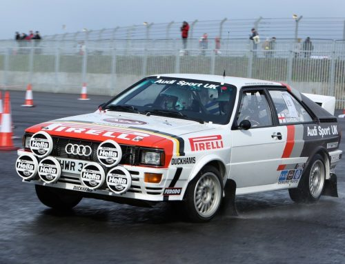 Off-track attractions add to the fun at Donington Historic Festival