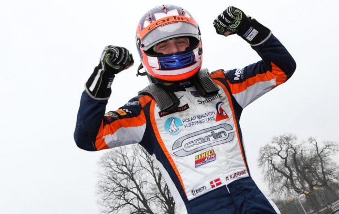 Nicolai Kjaergaard.Oulton Park (a)
