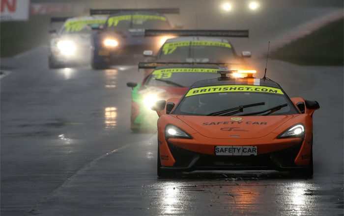 Oulton Park Safety Car (a)