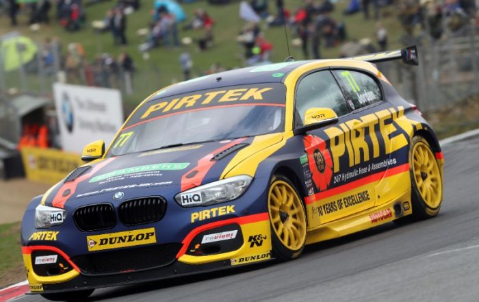 Pirtek Racing.Brands Hatch